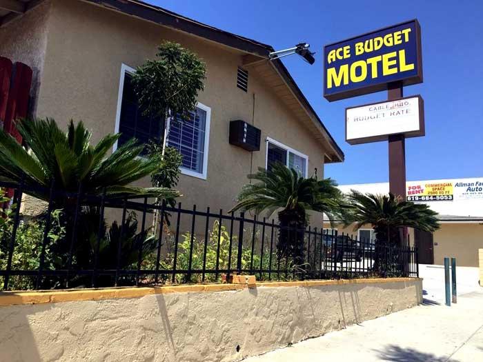Photo Gallery Ace Budget Motel La Mesa San Diego