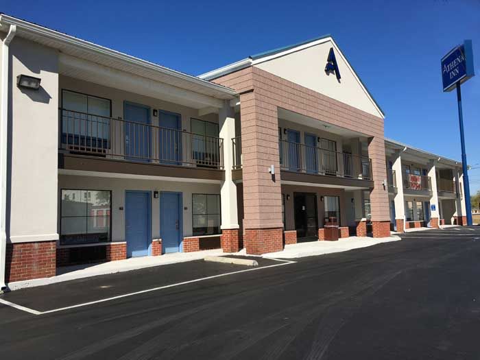 Free WiFi Free Parking Hotels Motels Amenities Newly Remodeled Free WiFi Free Continental Breakfast Athena Inn Boutique Chattanooga TN Reasonable Affordable Rates Amenities Hotels Motels Lodging Accomodations Great Amenities Chattanooga Tennessee