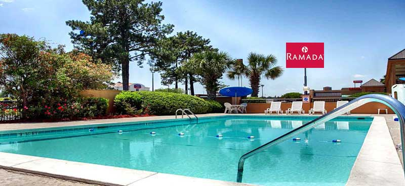 Seasonal Outdoor Pool Hotels Motels Amenities Newly Remodeled Free WiFi Free Continental Breakfast Best Western Gateway Savannah GA Reasonable Affordable Rates Amenities Hotels Motels Lodging Accomodations Great Amenities Savannah Georgia