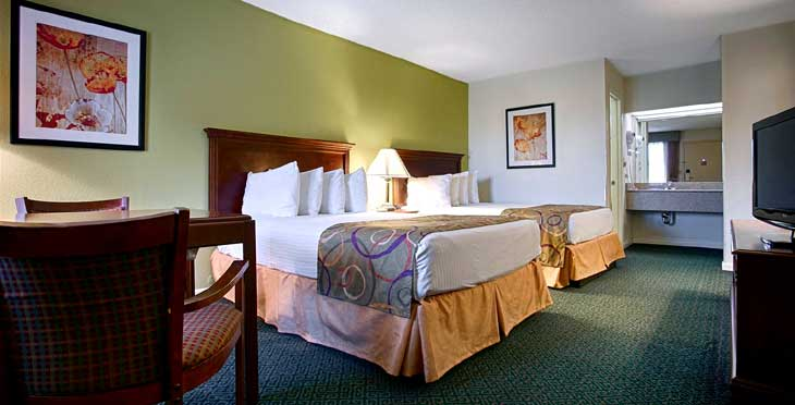 Business Center Free Hot Continental Breakfast Budget Cheap Discount Hotels in Savannah Georgia GA Best Western