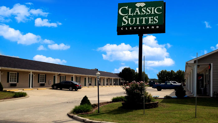 Amenities, Classic Suites