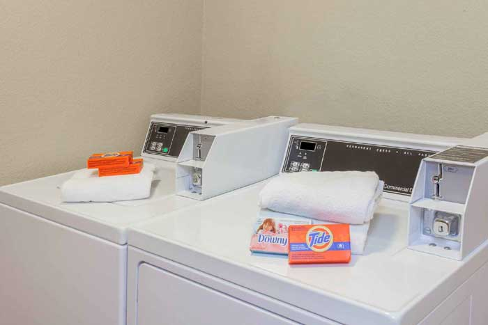 Fuest Laundry Hotels Lodging Comfort Inn Legoland