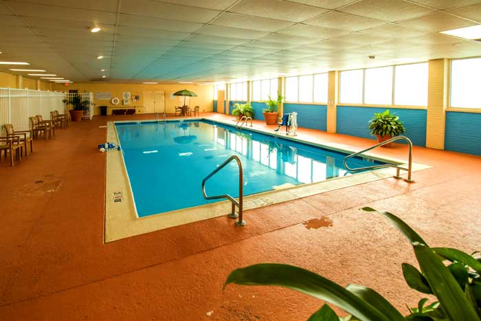 Indoor Heated Pool Hotels Motels Amenities Newly Remodeled Free WiFi Free Continental Breakfast Cottonwood Suites Louisville Fair & Expo Center Louisville KY Reasonable Affordable Rates Amenities Hotels Motels Lodging Accomodations Great Amenities Louisvi