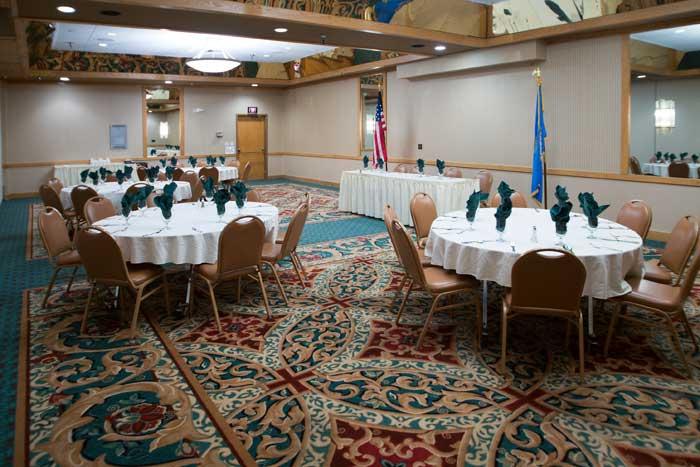 Event Center Cross Roads Hotel Huron South Dakota