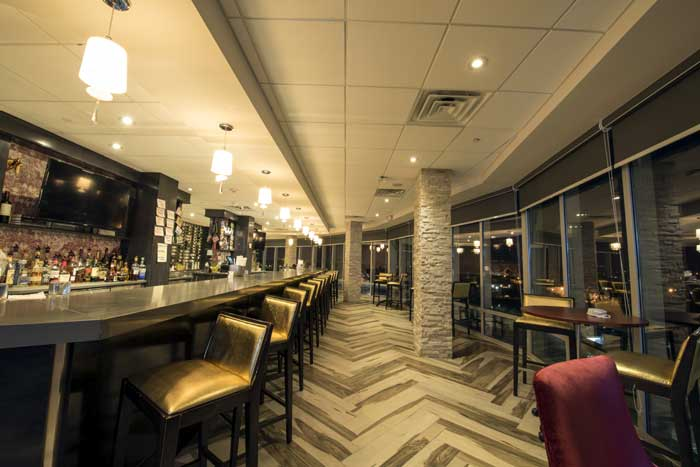 Full Service Bar and Lounge Hotels Motels Amenities Newly Remodeled Free WiFi Free Continental Breakfast Crowne Plaza Paramus MetLife Stadium Saddle Brook NJ Reasonable Affordable Rates Amenities Hotels Motels Lodging Accomodations Great Amenities Saddle