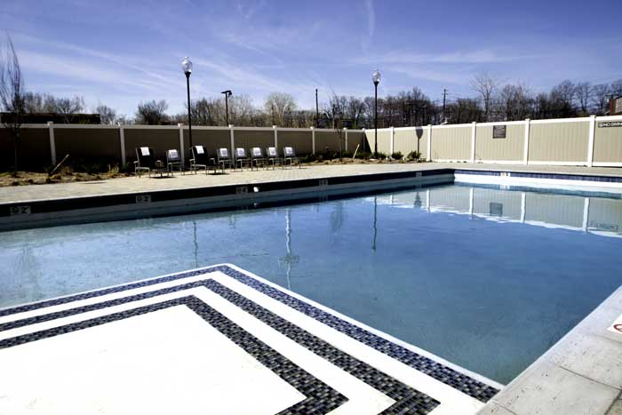 Seasonal Outdoor Pool Hotels Motels Amenities Newly Remodeled Free WiFi Free Continental Breakfast Crowne Plaza Paramus MetLife Stadium Saddle Brook NJ Reasonable Affordable Rates Amenities Hotels Motels Lodging Accomodations Great Amenities Saddle Brook