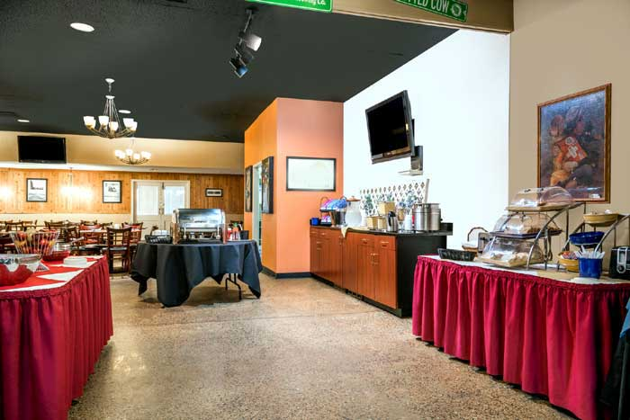 Free Hot Continental Breakfast Hotels Motels Amenities Newly Remodeled Free WiFi Free Continental Breakfast Days Inn Conference Center Weddings La Crosse WI Reasonable Affordable Rates Amenities Hotels Motels Lodging Accomodations Great Amenities La Cross