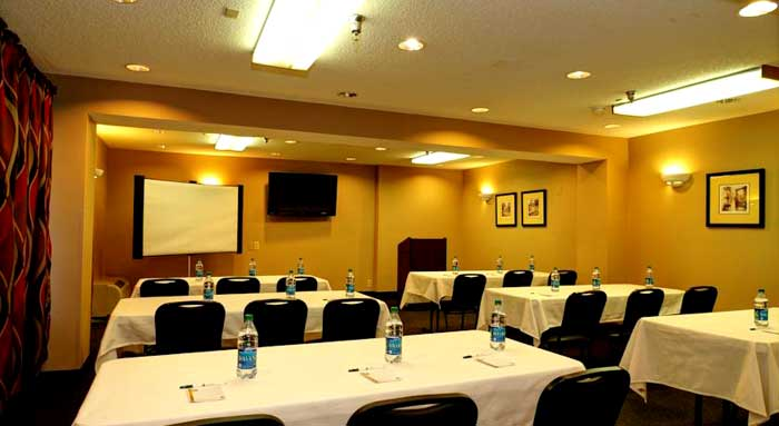 Meeting Room Hotels Motels Amenities Newly Remodeled Free WiFi Free Continental Breakfast Quality Inn and Suites Duke University Durham NC Reasonable Affordable Rates Amenities Hotels Motels Lodging Accomodations Great Amenities Durham North Carolina