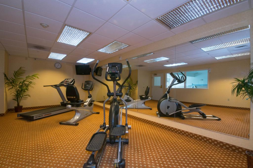 Fitness Room Hotels Motels Amenities Newly Remodeled Free WiFi Free Continental Breakfast Extended Studio Inn Stay Victorville CA Reasonable Affordable Rates Amenities Hotels Motels Lodging Accomodations Great Amenities Victorville California