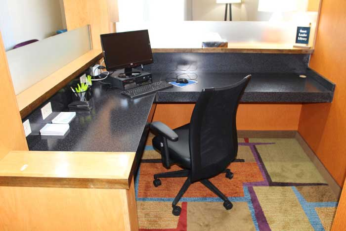 Business Center Hotels Motels Amenities Newly Remodeled Free WiFi Free Continental Breakfast Fairfield Inn and Suites Liberty Kansas City MO Reasonable Affordable Rates Amenities Hotels Motels Lodging Accomodations Great Amenities Kansas City Missouri