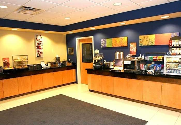 Free Hot Continental Breakfast Hotels Motels Amenities Newly Remodeled Free WiFi Free Continental Breakfast Fairfield Inn and Suites Liberty Kansas City MO Reasonable Affordable Rates Amenities Hotels Motels Lodging Accomodations Great Amenities Kansas Ci