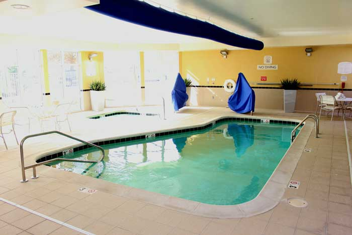 Heated Indoor Pool and Spa Hotels Motels Amenities Newly Remodeled Free WiFi Free Continental Breakfast Fairfield Inn and Suites Liberty Kansas City MO Reasonable Affordable Rates Amenities Hotels Motels Lodging Accomodations Great Amenities Kansas City M