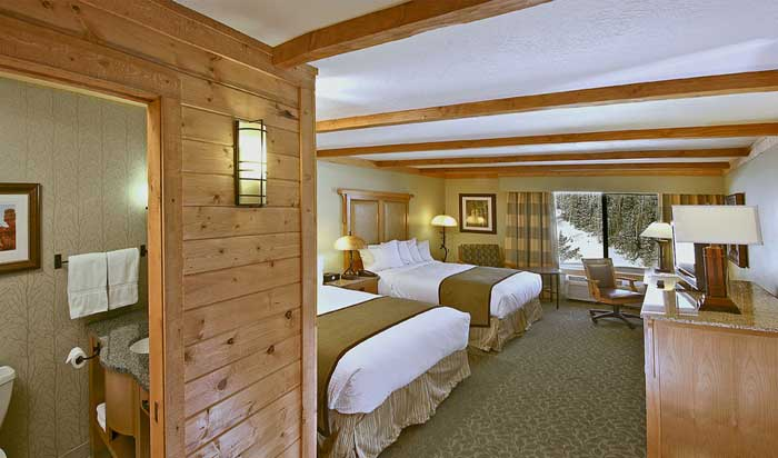 Grand Lodge Brian Head Spa