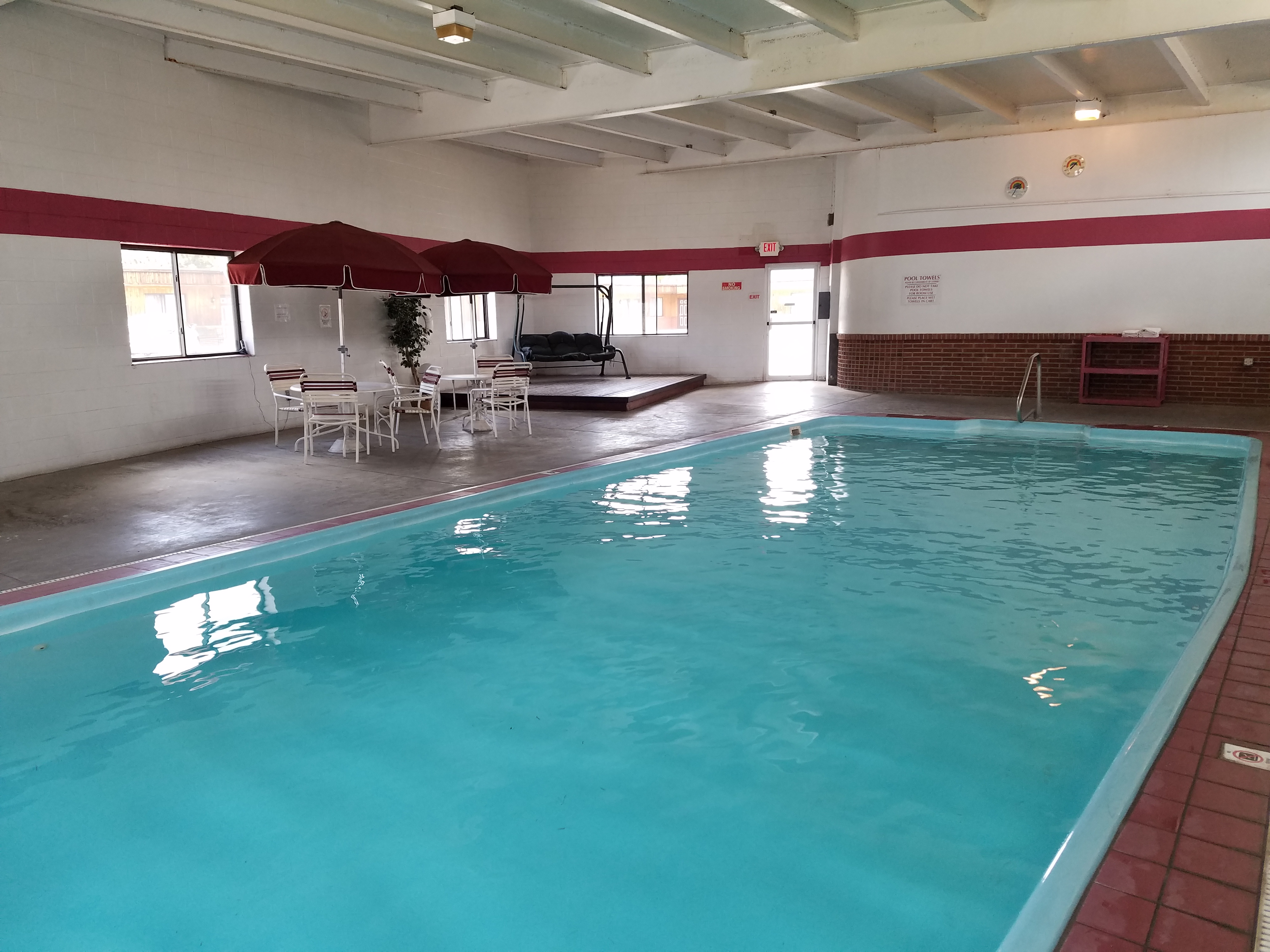Indoor Heated Pool Hotels Motels Amenities Newly Remodeled Free WiFi Free Continental Breakfast Great Western Colorado Lodge Salida CO Reasonable Affordable Rates Amenities Hotels Motels Lodging Accomodations Great Amenities Salida Colorado