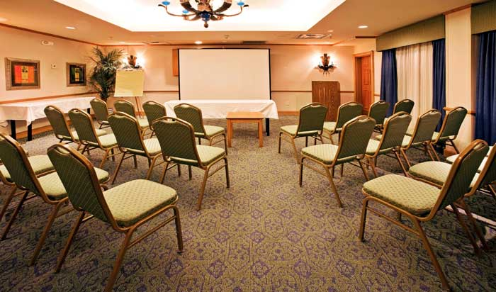 Meeting Room Hotels Motels Amenities Newly Remodeled Free WiFi Free Continental Breakfast Holiday Inn Express & Suites Disneyworld Orlando Kissimmee FL Reasonable Affordable Rates Amenities Hotels Motels Lodging Accomodations Great Amenities Kissimmee Flo