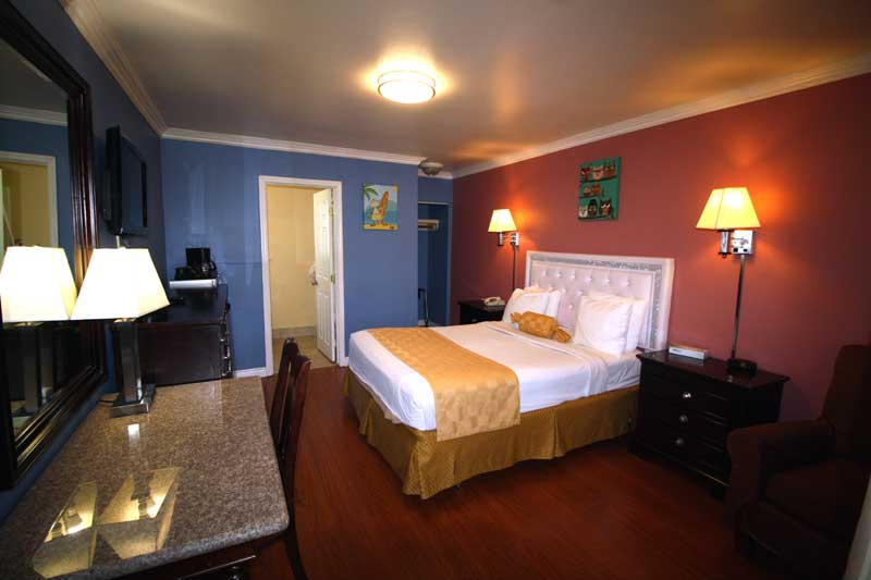 Newly Remodeled Hotels Motels Lodging Santa Barbara California
