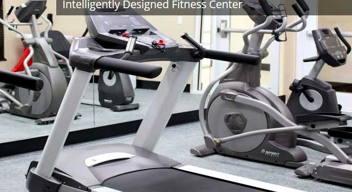 Fitness Center Indoor Pool Heated Spa Year Round Full Service Holiday Inn Salina Kansas New Construction Newly Remodeled Flat Screen TV Extended Cable Hotels Motels Holiday Inn Express Salina Kansas