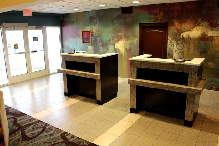 Budget Affordable Discount Hotels Motels Holiday Manor Newton Former Holiday Inn Express