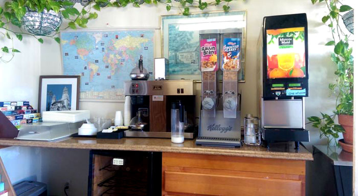 Free Continental Breakfast Free Parking Hotels Morro Bay Holland Inn