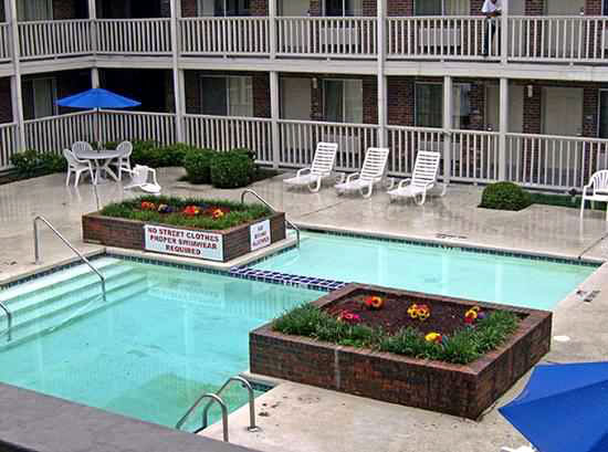 Seasonal Outdoor Pool and Spa Hotels Motels Amenities Newly Remodeled Free WiFi Free Continental Breakfast Home 1 Extended Stay Memphis TN Reasonable Affordable Rates Amenities Hotels Motels Lodging Accomodations Great Amenities Memphis Tennessee