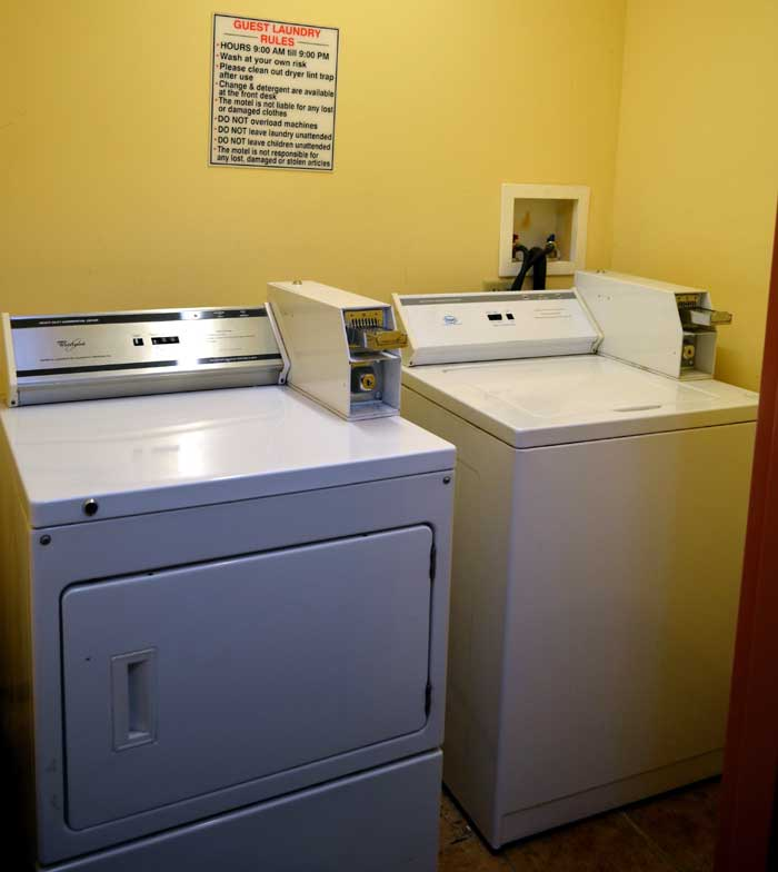 Guest Laundry Hometown Inn Ringgold Georgia Chattanooga Tennessee Pet Friendly Hotel