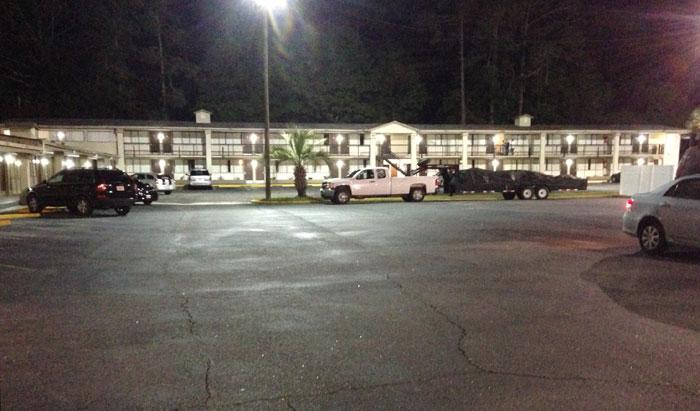 Bus Truck Parking  Hotels Motels Lodging Accommodations pet Friendly Knights Inn