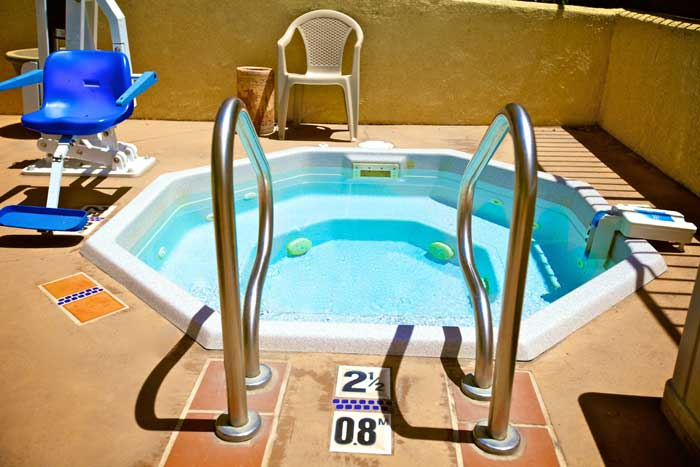 Spa Hotels Motels Amenities Newly Remodeled Free WiFi Free Continental Breakfast Lamplighter Inn Downtown Cal Poly San Luis Obispo CA Reasonable Affordable Rates Amenities Hotels Motels Lodging Accomodations Great Amenities San Luis Obispo Californi