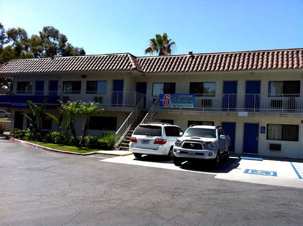 Bus Truck Parking Hotels Motels Lodging Motel 6 Uc Riverside College Affordable Clean Budget