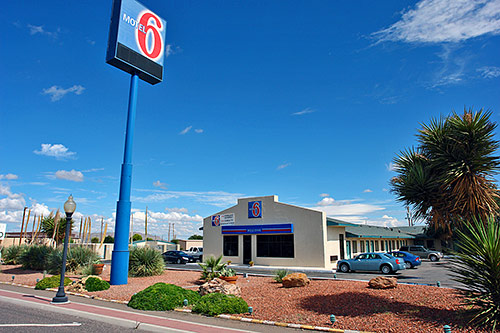 Hotels Amenies Lodging Accommodations Free Wifi Motel 6 Van Horn Texas Newly Renovated