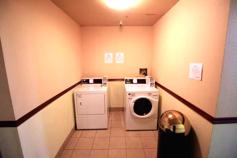 Guest Laundry Hotels Motels Amenities Newly Remodeled Free WiFi Free Continental Breakfast Norwwod Inn and Suites Minneapolis St. Paul Red Roof Roseville MN Reasonable Affordable Rates Amenities Hotels Motels Lodging Accomodations Great Amenities Rosev