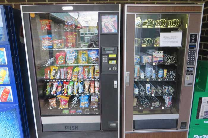 Vending Machines Hotels Motels Amenities Newly Remodeled Free WiFi Free Continental Breakfast Norwood Inn and Suites Worthington MN Reasonable Affordable Rates Amenities Hotels Motels Lodging Accomodations Great Amenities Worthington Minnesota