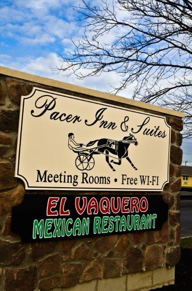 El Vaquero Mexican Restaurant Pacer Inn and Suites Delaware Ohio