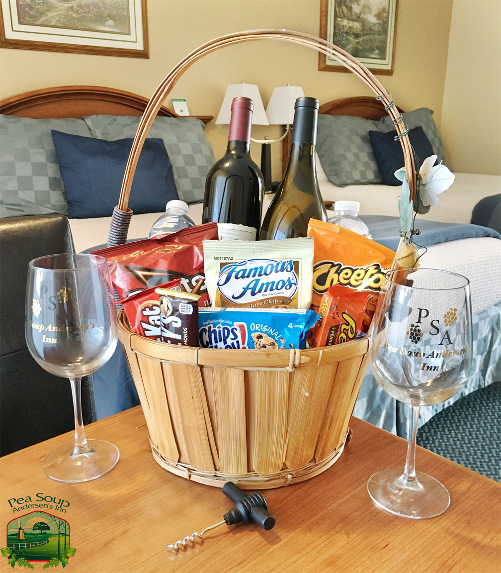 Gift Basket Available
