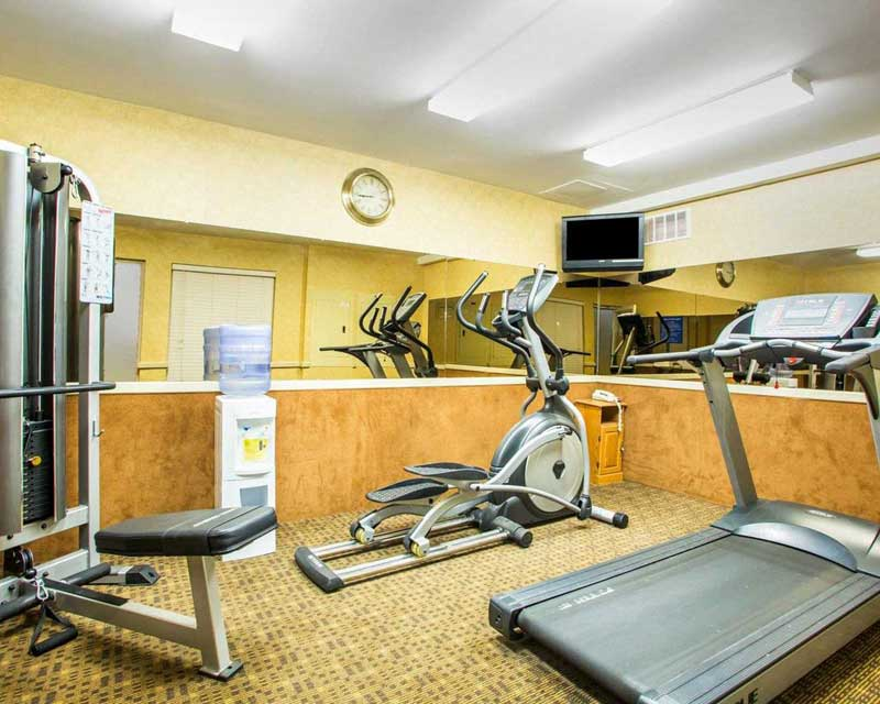 Fitness Center Hotels Motels Amenities Newly Remodeled Free WiFi Free Continental Breakfast Quality Inn and Suites Worthington Columbus OH * Reasonable Affordable Rates Amenities Hotels Motels Lodging Accomodations Great Amenities Columbus Ohio