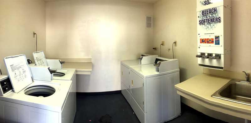 Guest Laundry Ramada Olive Tree Inn San Luis Obispo Ca.