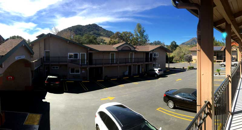 Free WiFi and Parking Ramada Olive Tree Inn San Luis Obispo Ca.