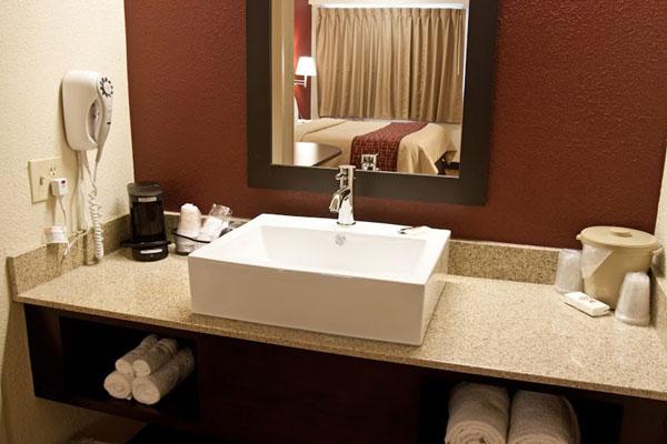 Rooms Red Roof Inn Columbus Dublin Ohio Oh Hotels Motels