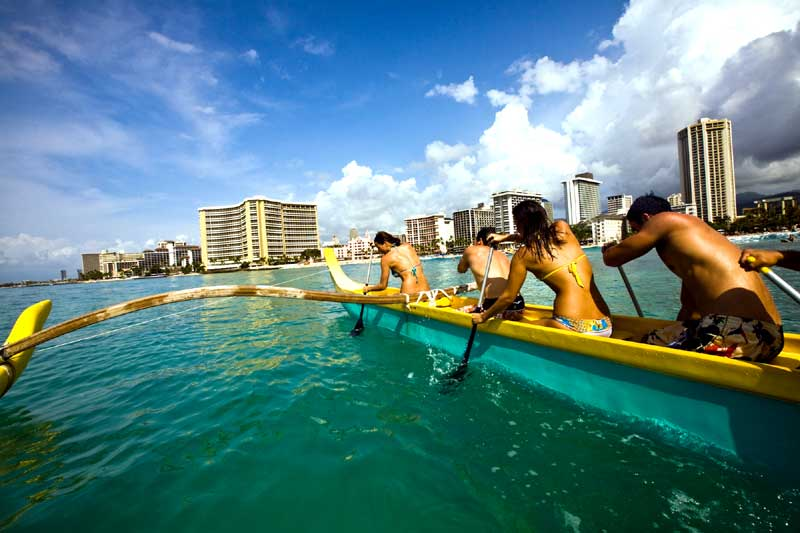 Outrigger Sand Surf Hotels Motels newly Remodeled Hotels Motels Lodging Accommodations Budget Affordable Lodging Cheap Extended Stay Waikiki Beach Hotels Condominium