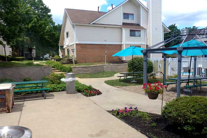 Seasonal Outdoor Pool Newly Remodeled Free WiFi Free Continental Breakfast Stay Place Suites West Akron OH * Reasonable Affordable Rates Amenities Hotels Motels Lodging Accomodations Great Amenities Akron Ohio