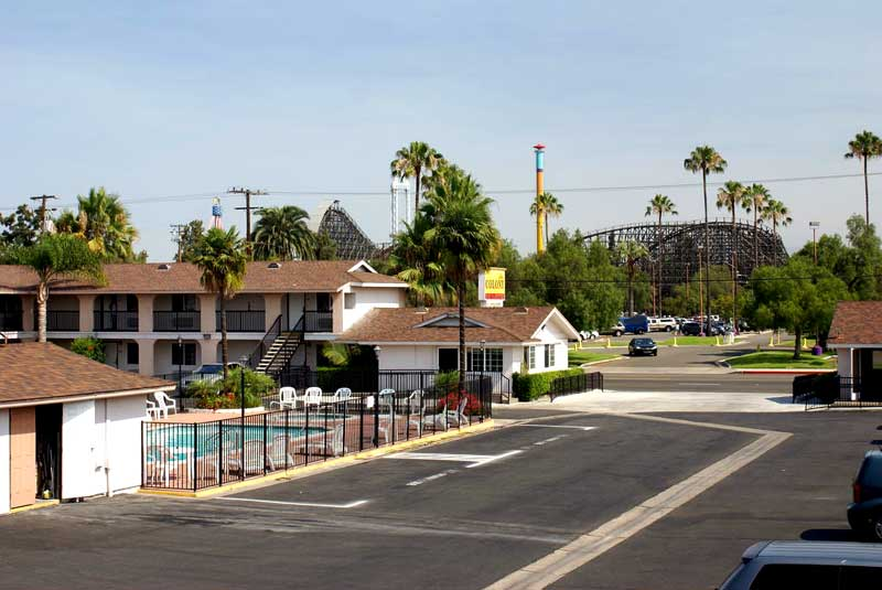 Budget Affordable Lodging Hotels Motels Cheap Colony Inn Buena Park California