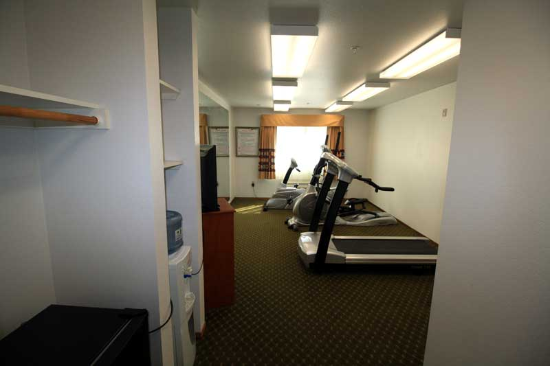 Fitness Center Hotels Amenities Lodging Accommodations Cloverdale Ca