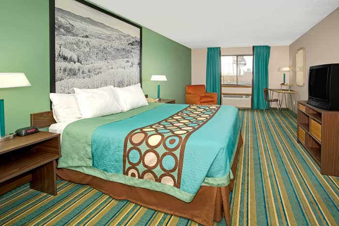 Super 8 Denver Stapleton Denver Colorado CO Hotels Motels