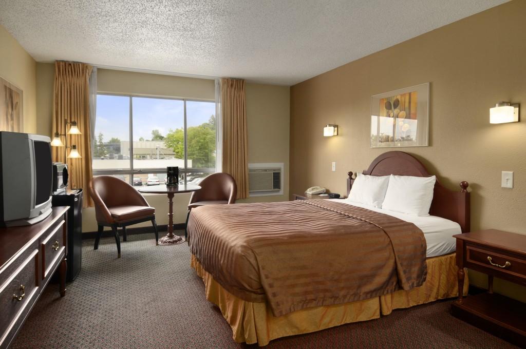 Rooms Travelodge University Seattle Washington Wa Hotels