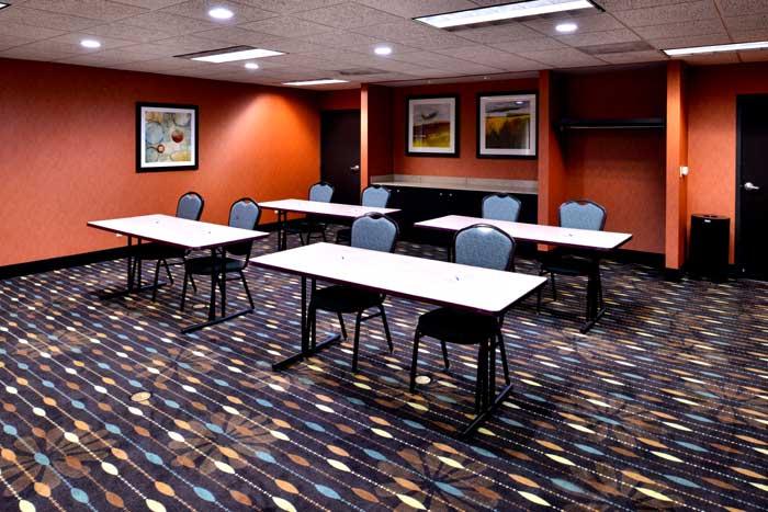 BEST WESTERN PLUS Meeting Room Business Traveler Weddings Intimate Gatherings Setup Wichita Airport Hotels Motels Lodging