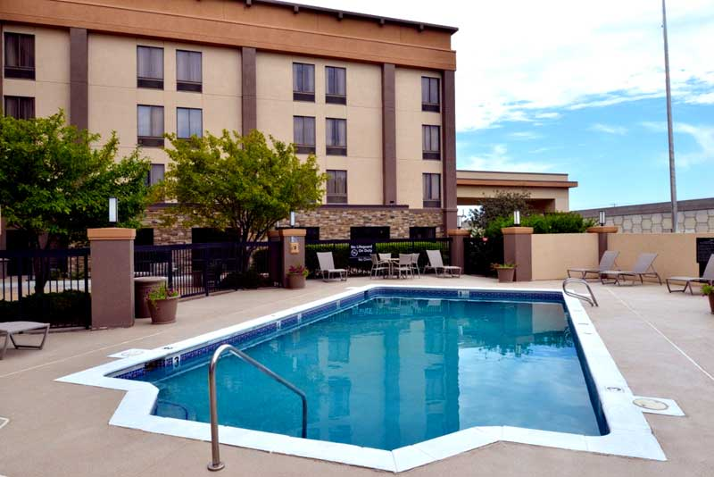 Seasonal Outdoor Pool Spa Hotels Motels Amenities Newly Remodeled Free WiFi Free Continental Breakfast Witchita West Airport Inn Witchita CA Reasonable Affordable Rates Amenities Hotels Motels Lodging Accomodations Great Amenities Witchita California