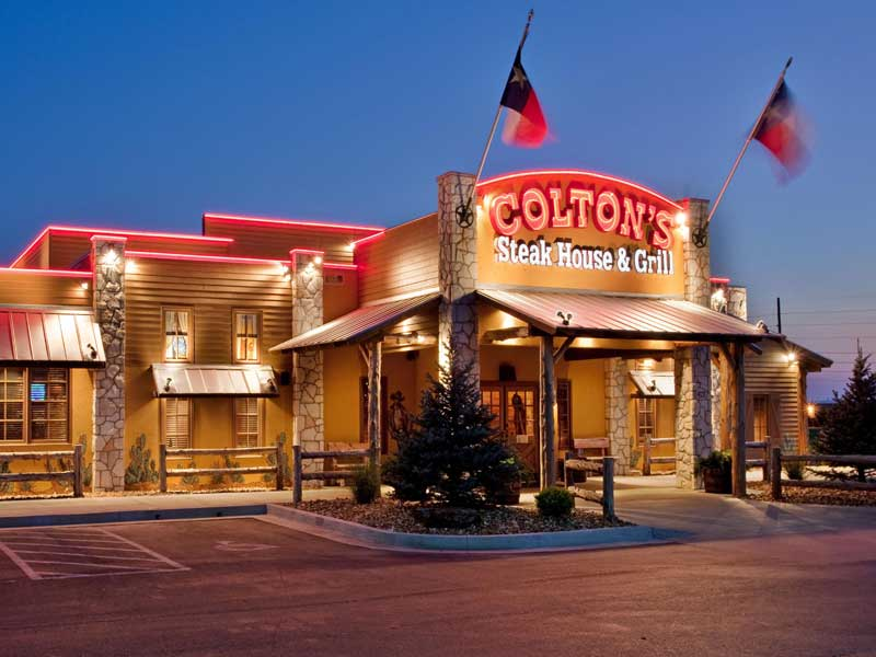 Coltons Steakhouse Liberty Kansas City Mo Restaurant Full Menu Bar Lounge