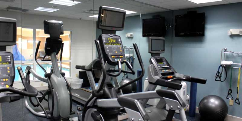 Fitness Room Business Center Family Suites Business Travelers Hotels Motels Lodging Accommodations Budget Affordable Lodging