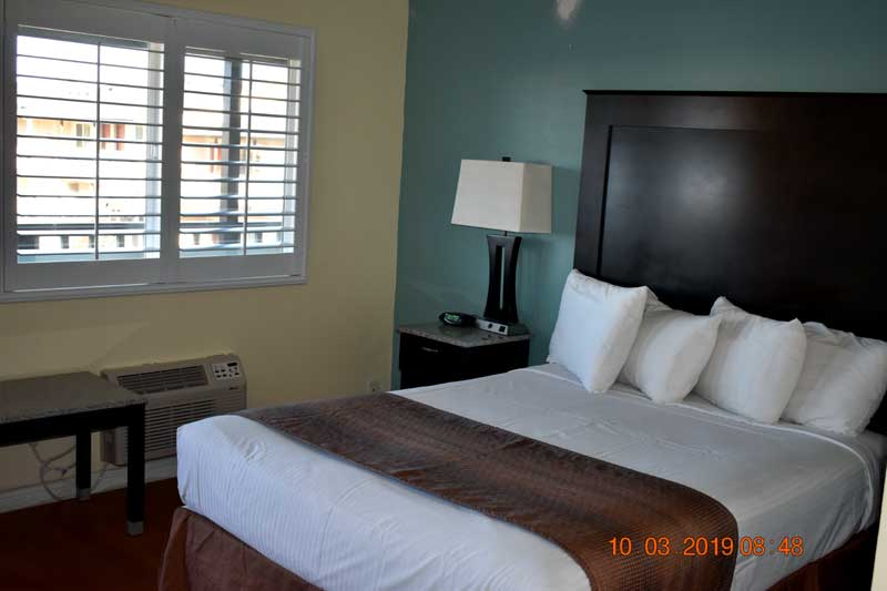 Budget Affordable Lodging Hotels Motels Rock View Inn Morro Bay California