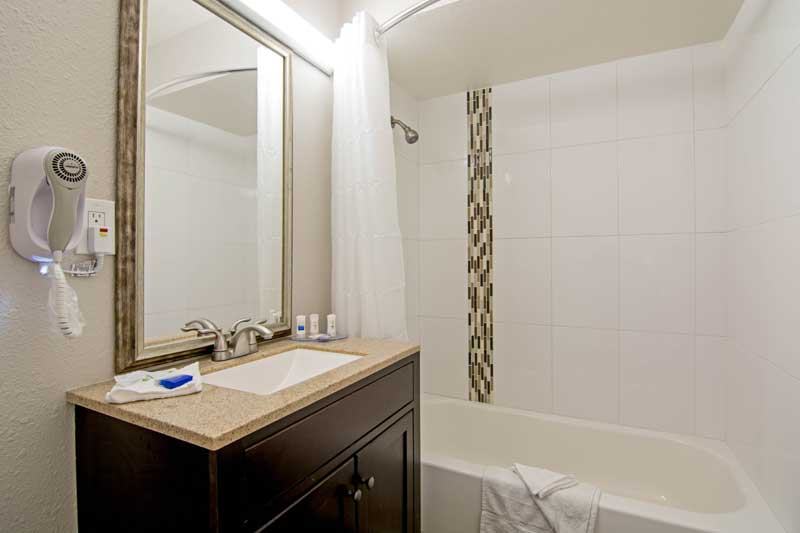 Newly Remodeled Flat Screen TV Budget Cheap Affordable Lodging Best Western Sure Stay