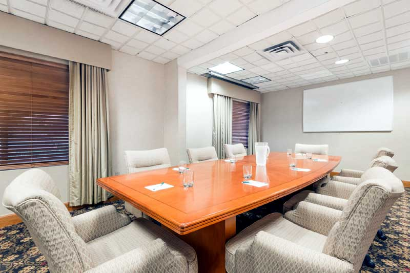 Board Room Hotels Motels Amenities Newly Remodeled Free WiFi Free Continental Breakfast Wingate Dallas DFW Airport Irving TX Reasonable Affordable Rates Amenities Hotels Motels Lodging Accomodations Great Amenities Irving Texas